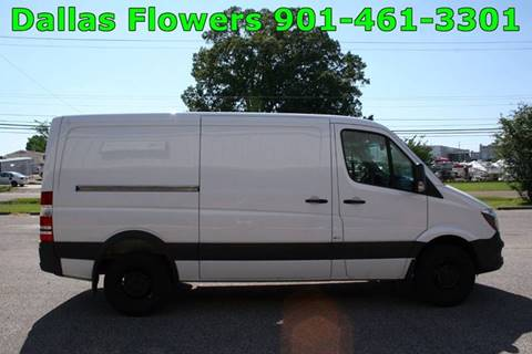 2016 Mercedes-Benz Sprinter Cargo for sale at AutoMax of Memphis - Dallas Flowers in Memphis TN