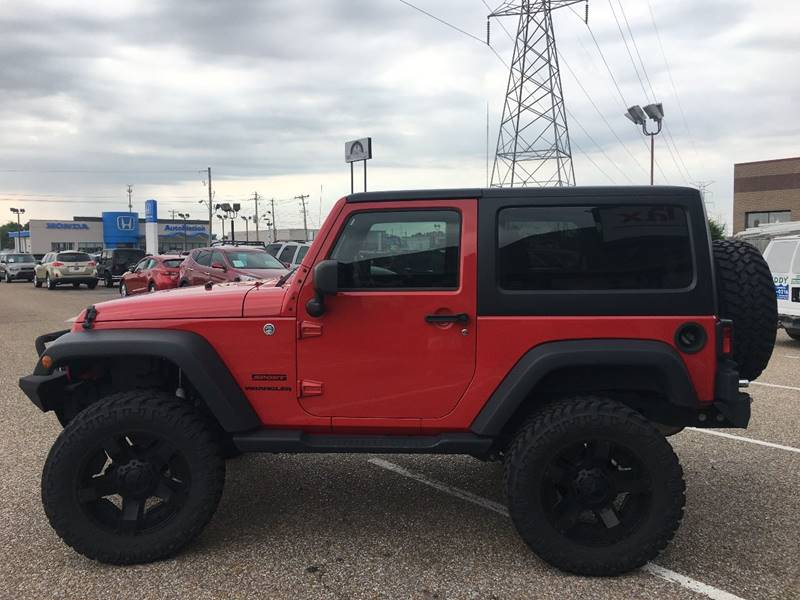 2014 Jeep Wrangler for sale at AutoMax of Memphis - David Harper in Memphis TN