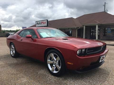 2009 Dodge Challenger for sale at AutoMax of Memphis - David Harper in Memphis TN