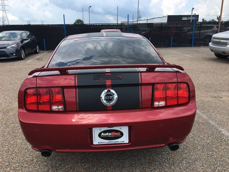 2007 Ford Mustang for sale at AutoMax of Memphis - Barry House in Memphis TN