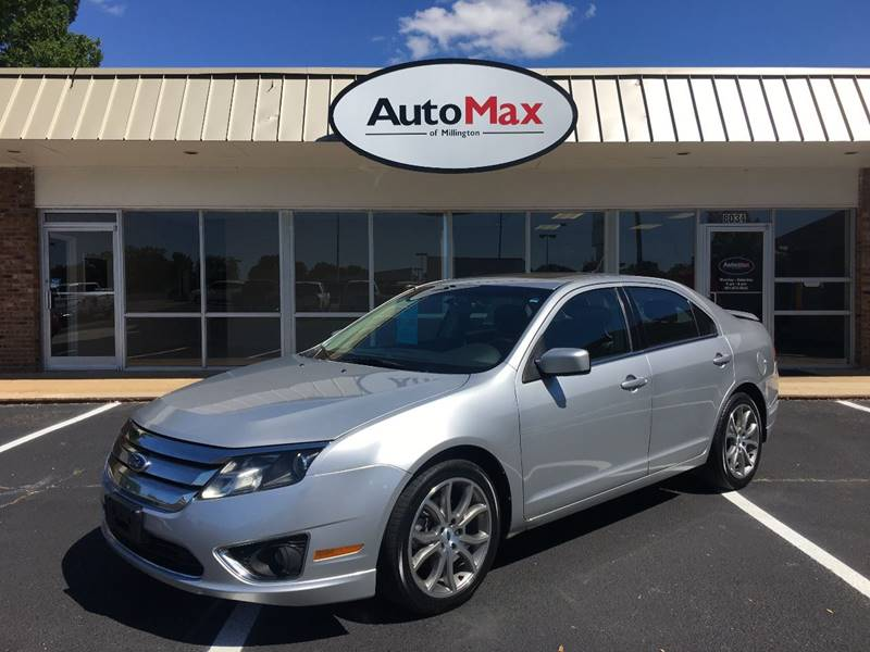 2012 Ford Fusion for sale at AutoMax of Memphis - Barry House in Memphis TN