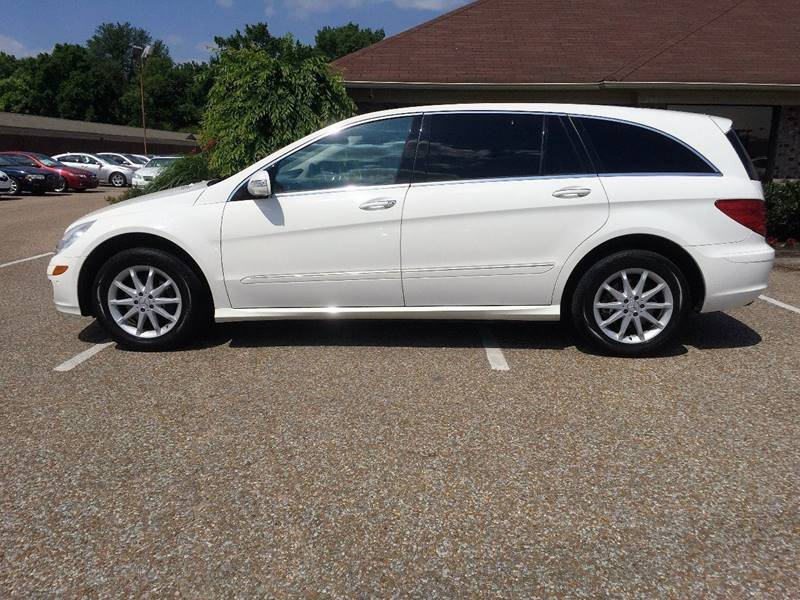 2007 Mercedes-Benz R-Class for sale at AutoMax of Memphis - Jason Wulff in Memphis TN