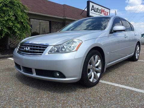 2006 Infiniti M35 for sale at AutoMax of Memphis - Jason Wulff in Memphis TN