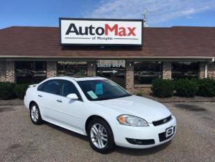 2012 Chevrolet Impala for sale at AutoMax of Memphis - Chris Anderson in Memphis TN
