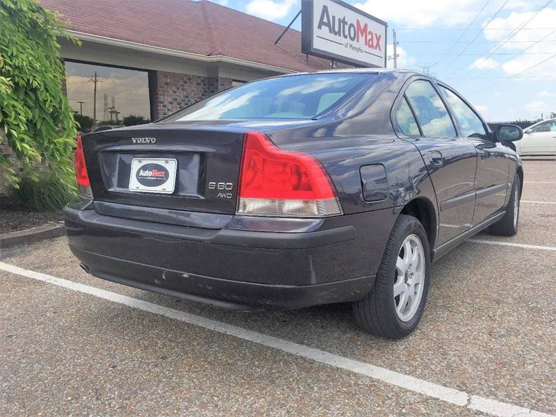 2002 Volvo S60 for sale at AutoMax of Memphis - Jason Wulff in Memphis TN