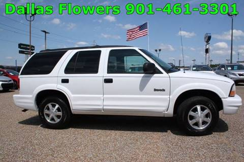 2000 Oldsmobile Bravada for sale at AutoMax of Memphis - Dallas Flowers in Memphis TN