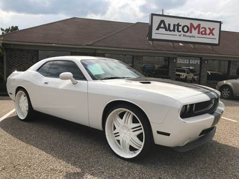 2009 Dodge Challenger for sale at AutoMax of Memphis - Darrell James in Memphis TN