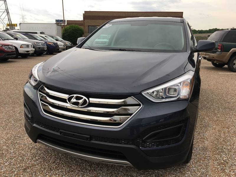 2016 Hyundai Santa Fe Sport for sale at AutoMax of Memphis - V Brothers in Memphis TN
