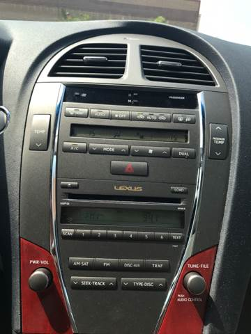 2007 Lexus ES 350 for sale at AutoMax of Memphis - Darrell James in Memphis TN