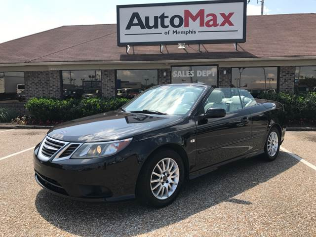 2008 Saab 9-3 for sale at AutoMax of Memphis - Darrell James in Memphis TN