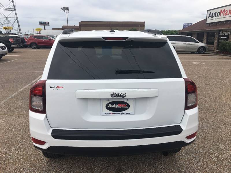 2016 Jeep Compass for sale at AutoMax of Memphis - David Harper in Memphis TN