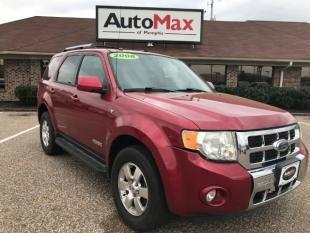 2008 Ford Escape for sale at AutoMax of Memphis - Darrell James in Memphis TN