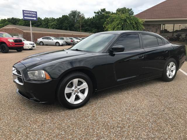2012 Dodge Charger for sale at AutoMax of Memphis - Darrell James in Memphis TN