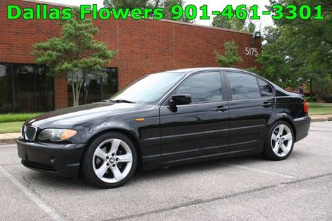 2004 BMW 3 Series for sale at AutoMax of Memphis - Dallas Flowers in Memphis TN