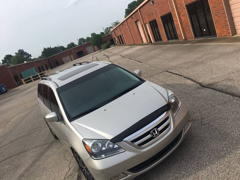 2007 Honda Odyssey for sale at AutoMax of Memphis - V Brothers in Memphis TN