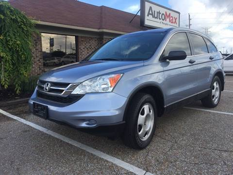 2010 Honda CR-V for sale at AutoMax of Memphis - Jason Wulff in Memphis TN