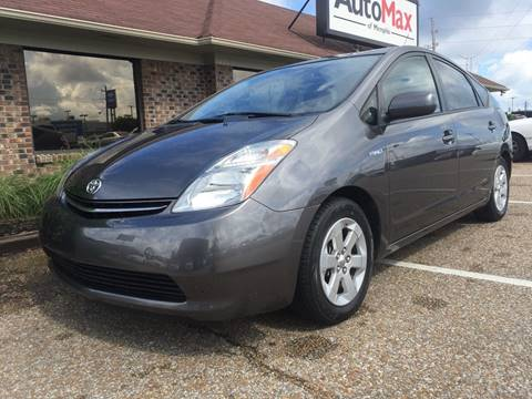 2009 Toyota Prius for sale at AutoMax of Memphis in Memphis TN