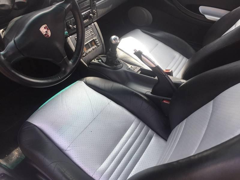 1997 Porsche Boxster for sale at AutoMax of Memphis - Jason Wulff in Memphis TN
