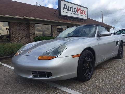 1997 Porsche Boxster for sale at AutoMax of Memphis - Jason Wulff in Memphis TN