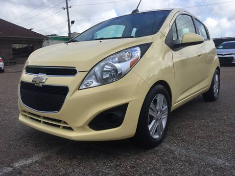 2015 Chevrolet Spark for sale at AutoMax of Memphis - Jason Wulff in Memphis TN
