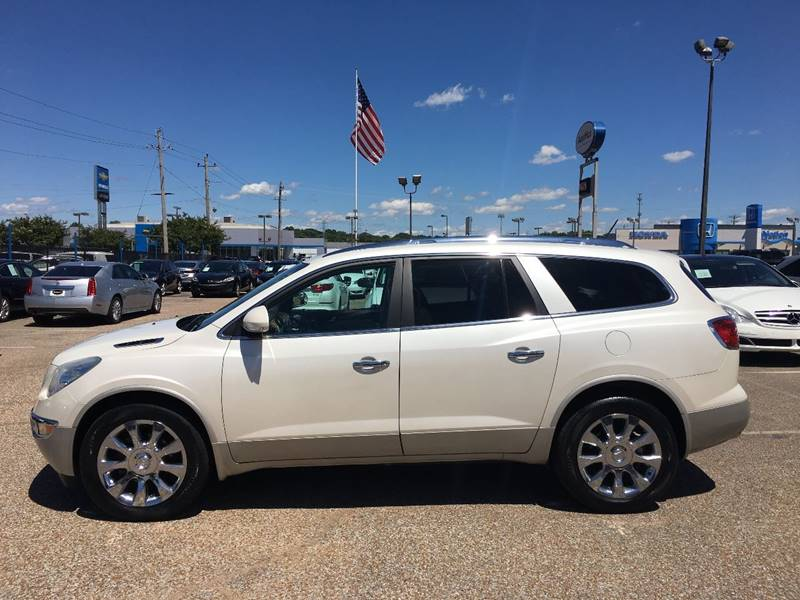 2012 Buick Enclave for sale at AutoMax of Memphis - David Harper in Memphis TN