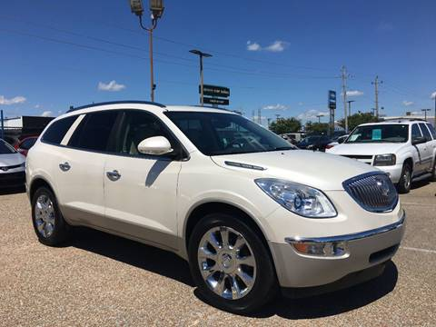 2012 Buick Enclave for sale at AutoMax of Memphis - ALVIN BAILEY in Memphis TN