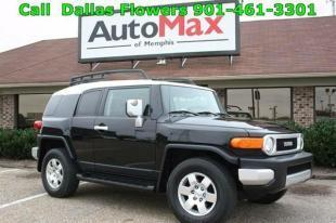 2007 Toyota FJ Cruiser for sale at AutoMax of Memphis - Dallas Flowers in Memphis TN
