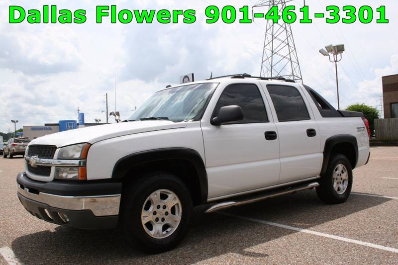 2004 Chevrolet Avalanche for sale at AutoMax of Memphis - Dallas Flowers in Memphis TN