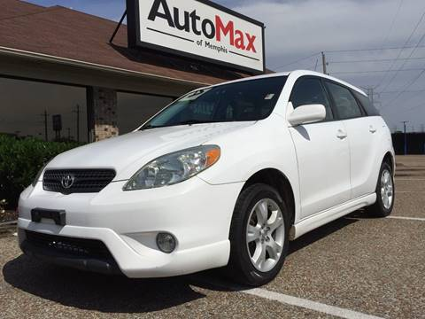 2005 Toyota Matrix for sale at AutoMax of Memphis - Jason Wulff in Memphis TN