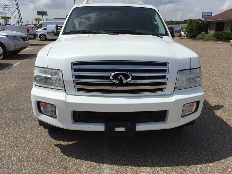 2005 Infiniti QX56 for sale at AutoMax of Memphis - Jason Wulff in Memphis TN