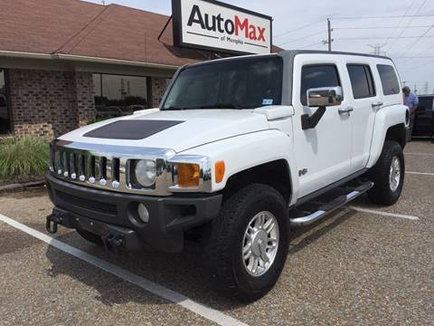 2006 HUMMER H3 for sale at AutoMax of Memphis - Jason Wulff in Memphis TN