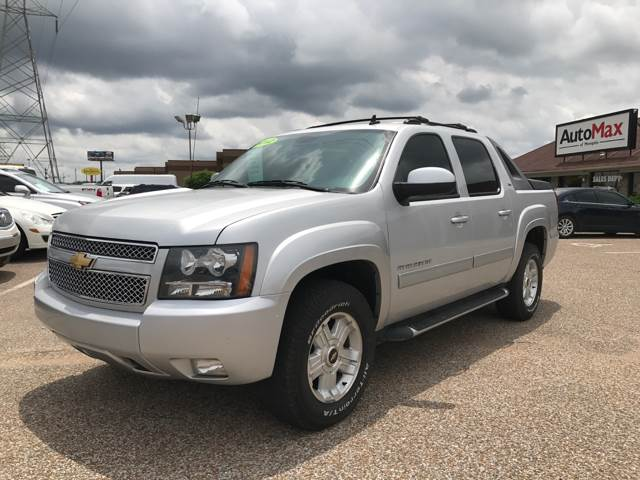 2012 Chevrolet Avalanche for sale at AutoMax of Memphis - Darrell James in Memphis TN