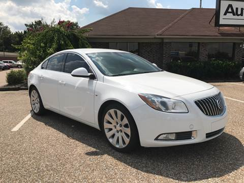 2011 Buick Regal for sale at AutoMax of Memphis - Chris Anderson in Memphis TN