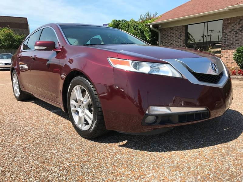 2010 Acura TL for sale at AutoMax of Memphis - Jason Wulff in Memphis TN