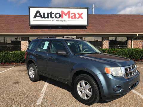 2010 Ford Escape for sale at AutoMax of Memphis - Dallas Flowers - Darrell James in Memphis TN