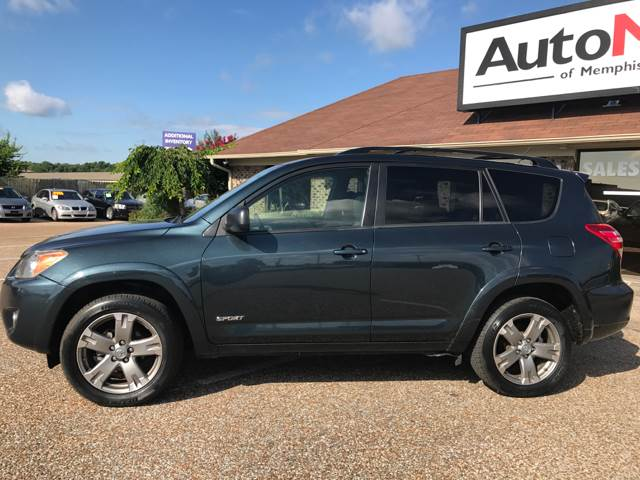 2009 Toyota RAV4 for sale at AutoMax of Memphis - Dallas Flowers - Darrell James in Memphis TN