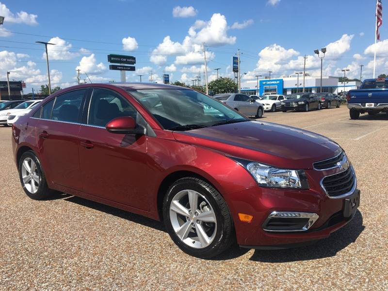 2015 Chevrolet Cruze for sale at AutoMax of Memphis - ALVIN BAILEY in Memphis TN