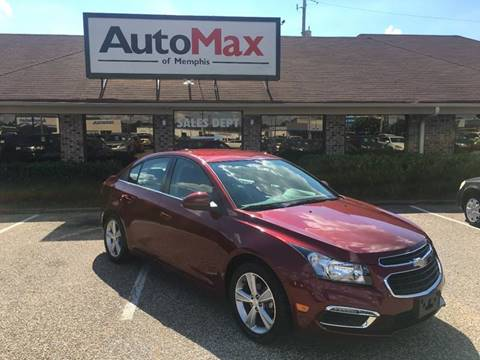 2015 Chevrolet Cruze for sale at AutoMax of Memphis - David Harper in Memphis TN