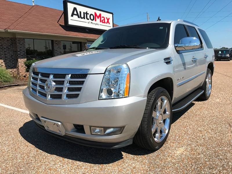 2010 Cadillac Escalade for sale at AutoMax of Memphis - Jason Wulff in Memphis TN