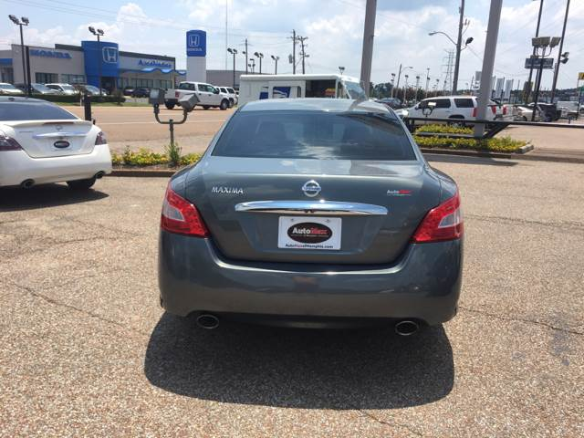 2011 Nissan Maxima for sale at AutoMax of Memphis - Dallas Flowers - Darrell James in Memphis TN