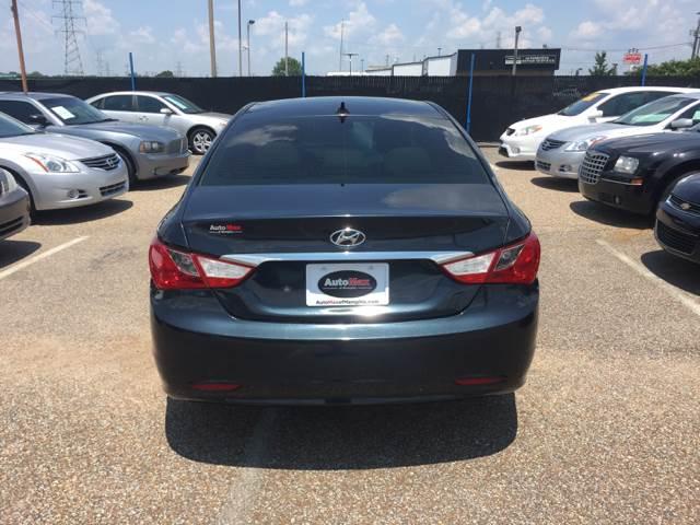 2013 Hyundai Sonata for sale at AutoMax of Memphis - Dallas Flowers - Darrell James in Memphis TN