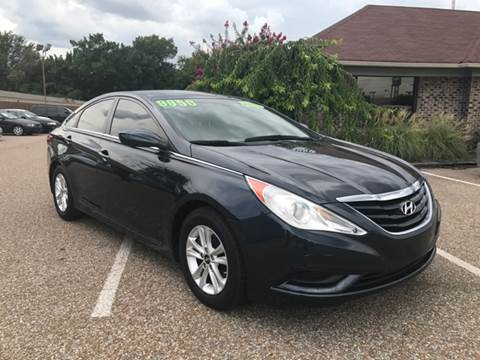 2013 Hyundai Sonata for sale at AutoMax of Memphis - Darrell James in Memphis TN