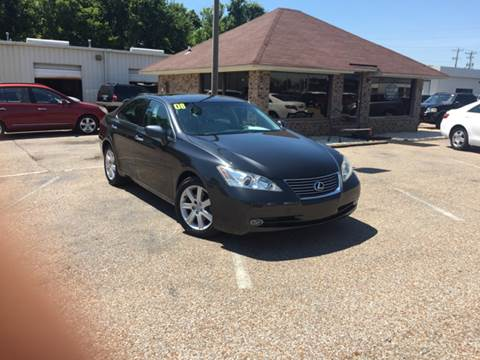 2008 Lexus ES 350 for sale at AutoMax of Memphis - Dallas Flowers - Darrell James in Memphis TN