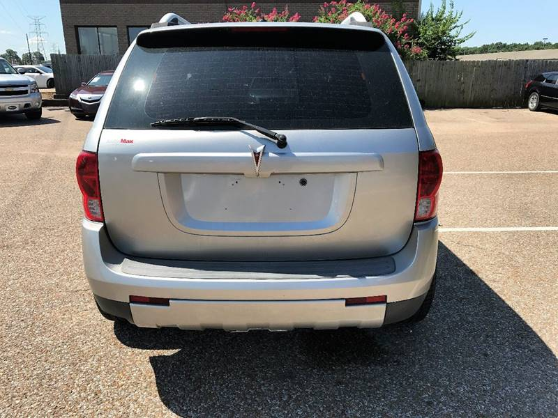 2008 Pontiac Torrent for sale at AutoMax of Memphis - Jason Wulff in Memphis TN
