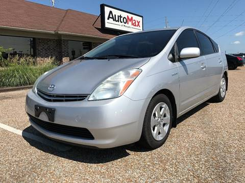 2007 Toyota Prius for sale at AutoMax of Memphis - Jason Wulff in Memphis TN