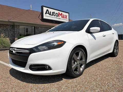2013 Dodge Dart for sale at AutoMax of Memphis - Jason Wulff in Memphis TN