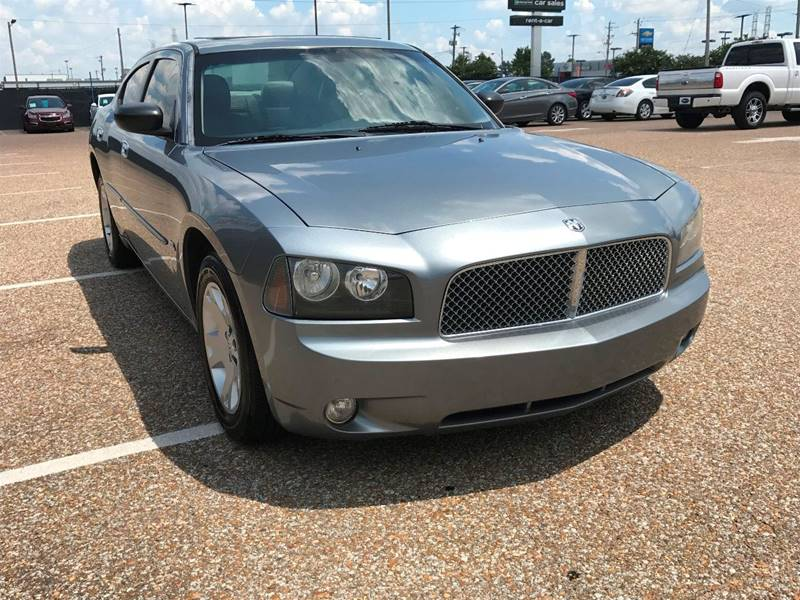 2007 Dodge Charger for sale at AutoMax of Memphis - Jason Wulff in Memphis TN