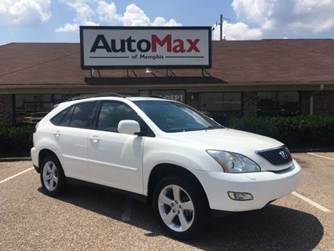 2005 Lexus RX 330 for sale at AutoMax of Memphis - ALVIN BAILEY in Memphis TN