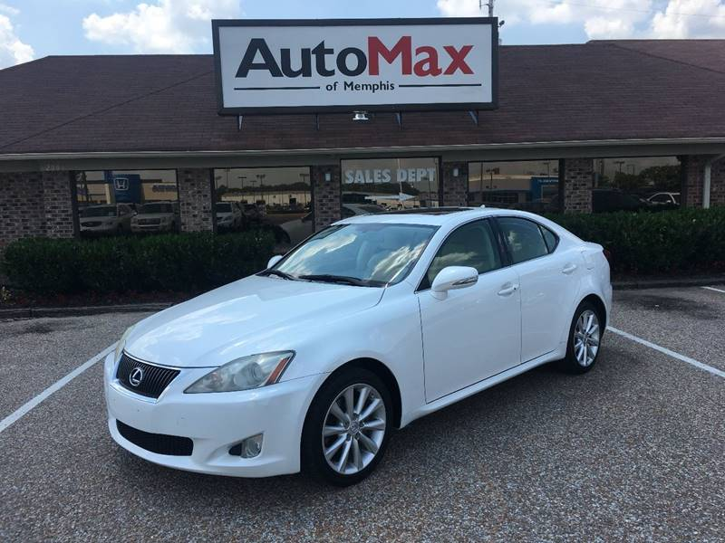 2009 Lexus IS 250 for sale at AutoMax of Memphis - V Brothers in Memphis TN