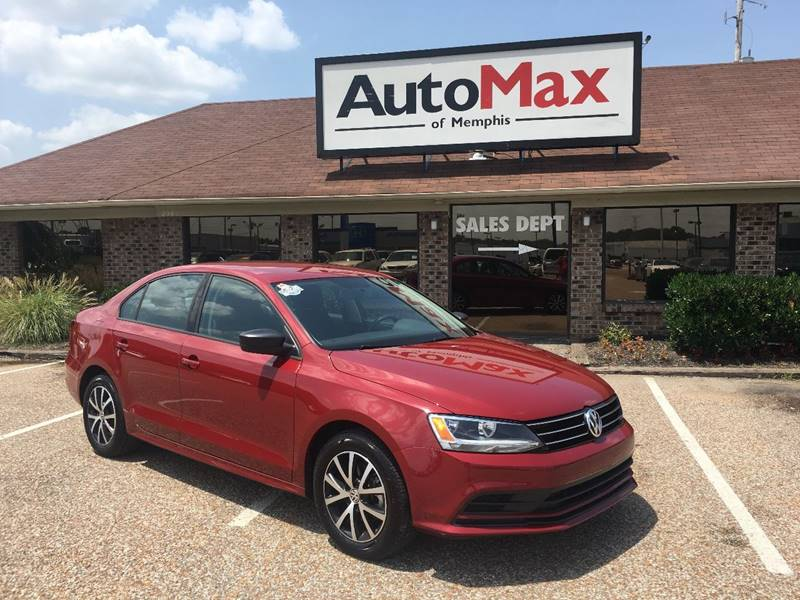 2016 Volkswagen Jetta for sale at AutoMax of Memphis - V Brothers in Memphis TN